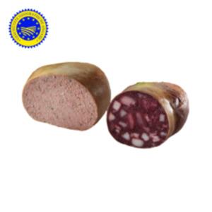 Die Thüringer Original Leber- oder Rotwurst g.g.A.