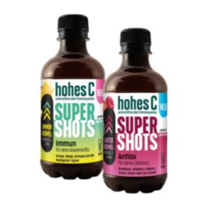 hohes C Super Shots