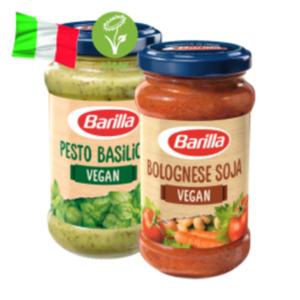 Barilla Saucen Vegan