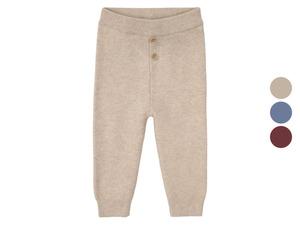LUPILU® Baby Strickhose »Pure Collection« Jungen, mit modischen Zierknöpfen