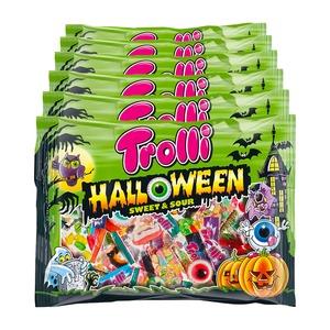 Trolli Halloween Sweet & Sour 450g, 6er Pack