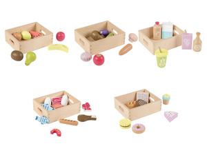 PLAYTIVE® Holzspielzeug Lebensmittelboxen