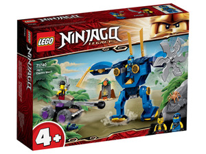 LEGO® NINJAGO 71740 »Jays Elektro-Mech«