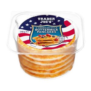 TRADER JOE'S     Buttermilk Pancakes