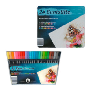 EXPERTIZ     Kombimaler / Buntstifte
