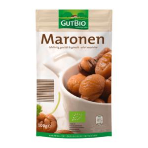 GUT BIO     Bio-Maronen