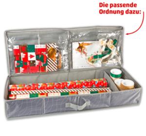 DOMOPAK LIVING Geschenkpapier-Organizer