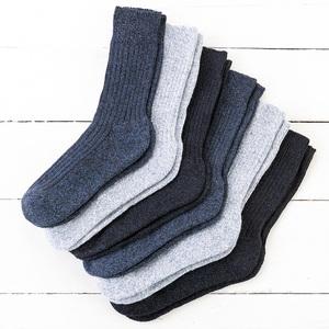 Toptex Sport Norweger-Socken 6 Paar
