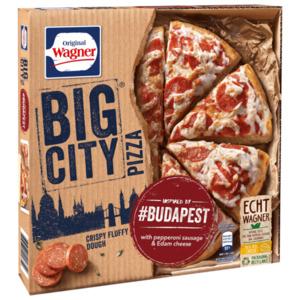 Wagner Big City Pizza Budapest