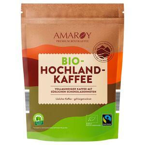 AMAROY Bio-Hochland-Kaffee 150 g