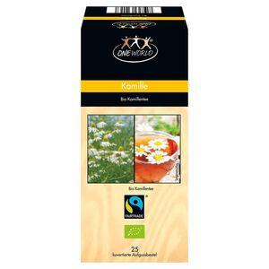 ONE WORLD® Fairtrade®  Bio-Tee 43,75 g