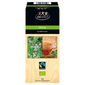 ONE WORLD® Fairtrade®  Bio-Tee 56,25 g