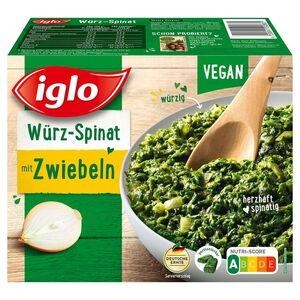 IGLO Würz-Spinat mit Zwiebeln 500 g