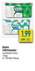 Regina Toilettenpapier