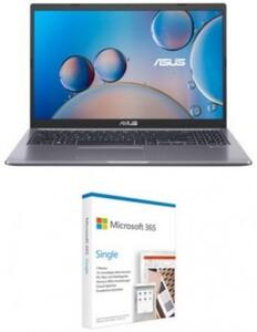 Asus Notebook Vivobook 15 F515EA-BQ1371T inkl. MS 365 Single ,  39,62 cm (15,6 Zoll), i5-1135G7, 16 GB Arbeitsspeicher, 512GB SSD