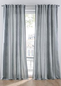 Vorhang mit Streifen (1er Pack)