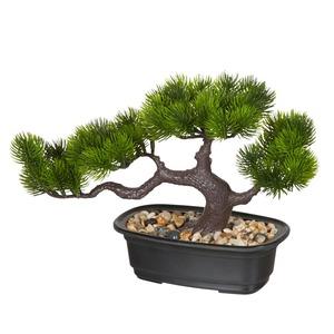 Bonsai-Baum aus Kunststoff, ca. 32x10x19cm