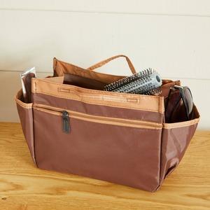 Handtaschenorganizer in verschiedneen Farben, ca. 23x17cm