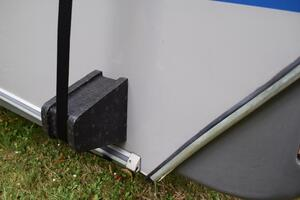 GreenYard Abstandhalter und Eckenschutzset für Wohnwagen, 4 Stück