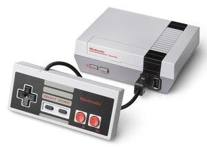 Classic Mini: Nintendo Entertainment System Spielkonsole