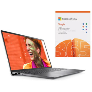"""DELL Inspiron 15 5515 15"""" FHD mit Microsoft 365 Single DL (inkl. Office Apps)"""
