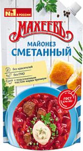"""Salatmayonnaise """"Smetannij"""" mit teilentrahmtem Milchpulver"""