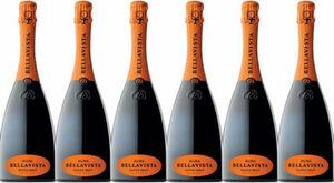 BELLAVISTA Bellavista Bellavista Alma Cuvée Brut - Franciacorta Lombardei Franciacorta 6 x 1.5 l