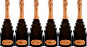 BELLAVISTA Bellavista Bellavista Alma Gran Cuvée Brut Lombardei Franciacorta 6 x 0.75 l