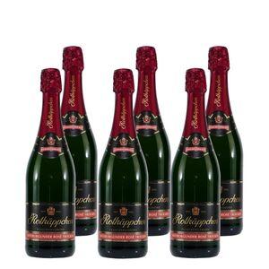 Rotkäppchen Flaschengärung Rosé (6 x 0,75L) 12,00% vol. 4,5 L