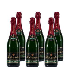Rotkäppchen Flaschengärung Riesling (6 x 0,75L) 12,50% vol. 4,5 L