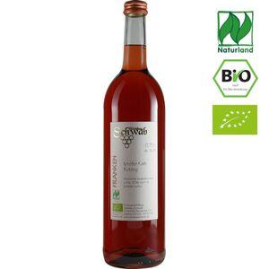 6 x Iphöfer Kalb Rotling Qualitätswein - Biowein (6 x 0,75l)