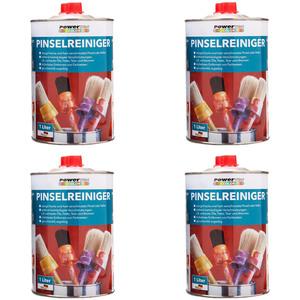 Powertec Color Pinselreiniger - 4er-Set