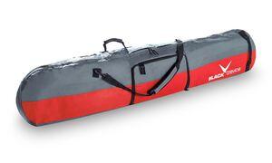 BLACK CREVICE - Snowboard Bag mit Schuhfach - 170 x 26 x 8 cm – Rot
