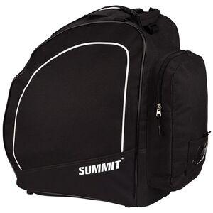Summit Skischuhtasche Schwarz und Weiß