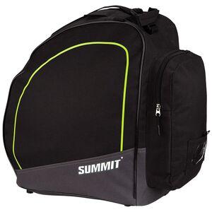 Summit Ski-Schuhtasche Schwarz und Gelb