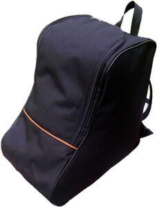 SKISCHUHTASCHE Snowboard Schuhe Rollschuhe Inlineskates Tasche Bootsbag SCHWARZ