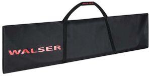 Walser Skitasche für zwei Ski bis 170 cm oder ein Snowboard Größe ca. 175 x 50 x 25 cm schwarz, 30553
