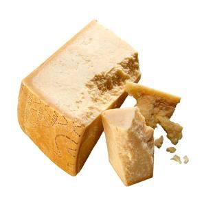 Grana Padano D.O.P., 16 Monate gereift Italienischer Hartkäse, mit Rohmilch hergestellt, mind. 32 % Fett i. Tr., je 100 g