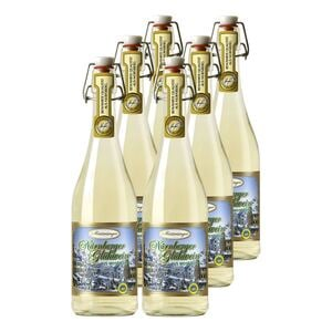 Meistersinger Nürnberger Glühwein aus Weißwein g.g.A. 9,0 % vol 6 x 0,75 Liter