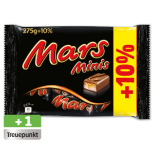 MARS Riegel Minis