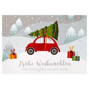 CASA DECO Weihnachtskarten