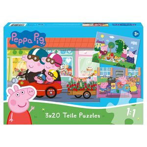 Kinderpuzzle-Set