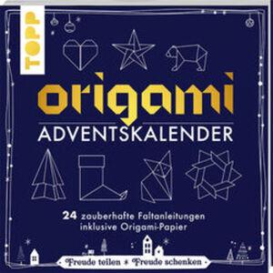 Adventskalender  Origami