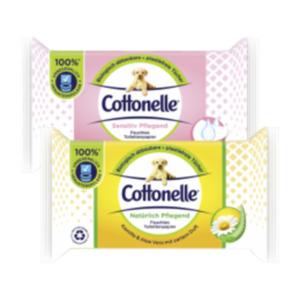 Cottonelle Feuchttücher