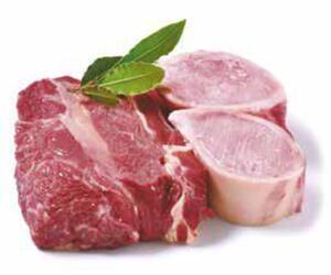Meine Fleischerei Rindersuppenfleisch mit Markknochen