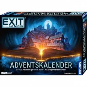 Exit - Das Spiel - Adventskalender - Die Jagd nach dem goldenen Buch