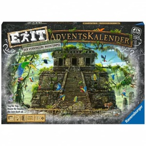 Adventskalender EXIT- Der verborgene Mayatempel