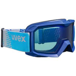 Skibrille / Snowboadbrille Flizz Uvex blau