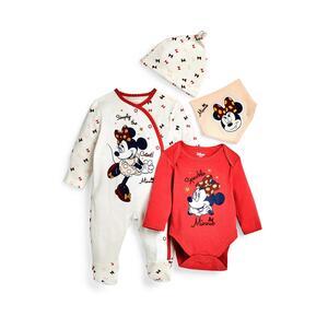 """4-teiliges """"Disney Minnie Maus"""" Set für Babys (M)"""