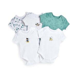 """""""Disney Pluto"""" Body für Babys (J), 5er-Pack"""